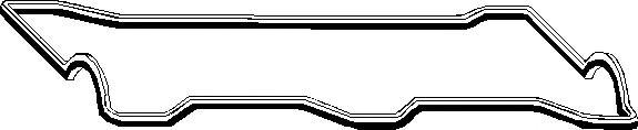 828211 Прокладка клапанной крышки TOYOTA CARINA II/COROLLA 1.6 4A-F/4A-FE 87-92