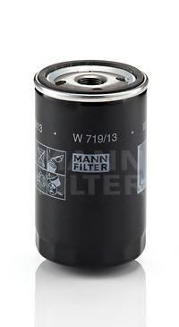 W71913 Фильтр масляный MB W201/124/126 1.8-3.0