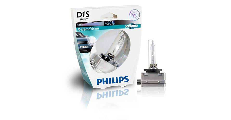 85415XVS1 Лампа D1S XV 85V 35W PK32D-2