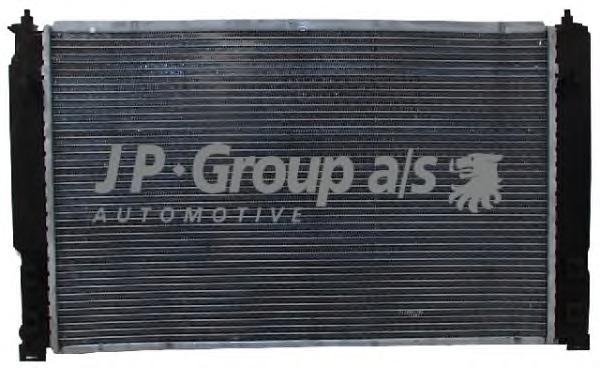 1114204700 Радиатор охлаждения двигателя / A4, A6, VW Passat 96~