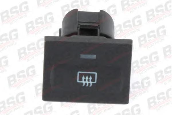 BSG30860010 Кнопка вкл обогрева задн стекла / FORD C-Max, Focus II, Transit 03~