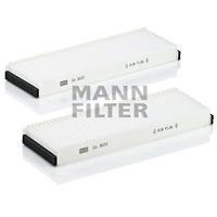 CU30232 Фильтр салона AUDI A6 04- (упак.2шт.)