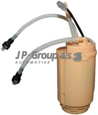 1115203670 Бензонасос электрический, левый / VW Touareg TDI 03~10