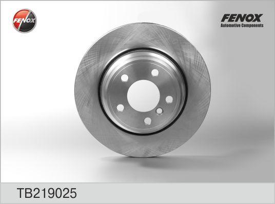 tb219025 Тормозной диск