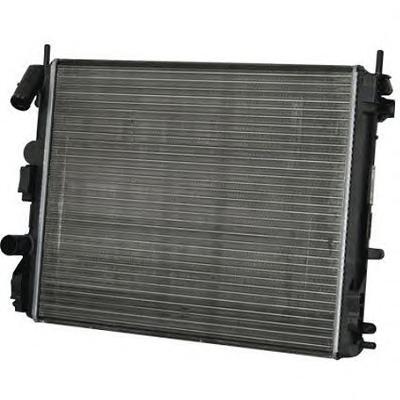 70206 Радиатор системы охлаждения DACIA: LOGAN/SANDERO 1.5 dCi, (с АС)