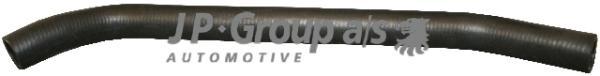 1114309100 Шланг радиатора верхний / AUDI A80 1.6/1,9 TD,TDI/2.0 92 - 96