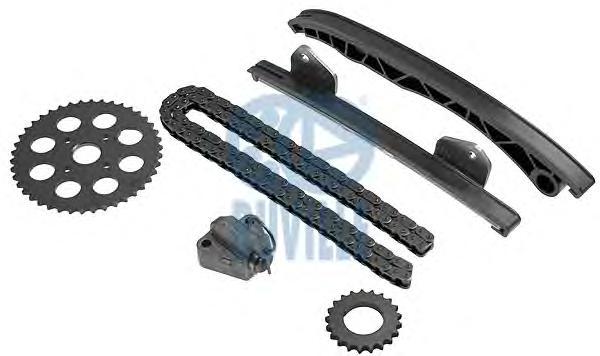 3458010S Комплект цепи ГРМ OPEL/FIAT/SUZUKI/LANCIA 1.3D 00-