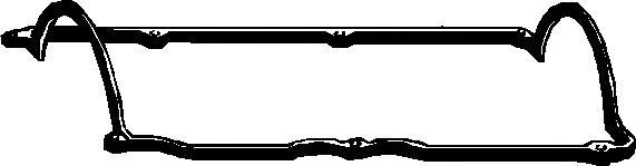 523615 Прокладка клапанной крышки Mazda 626/B2000/B2200 1.6-2.2 82