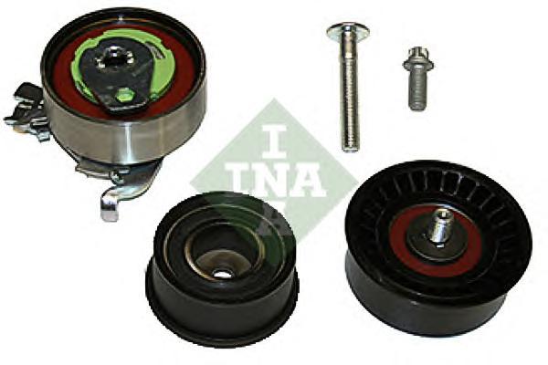 530007809 Комплект роликов ГРМ OPEL/GM 1.4-1.8