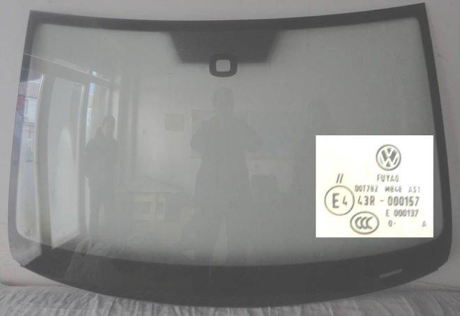3C8845011ENVB Стекло лобовое