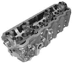 50003101 Головка блока цилиндров VW: TRANSPORTER IV c бортовой платформой 2.4 D/2.4 D Syncro 90-03, TRANSPORTER IV автобус 2.4 D