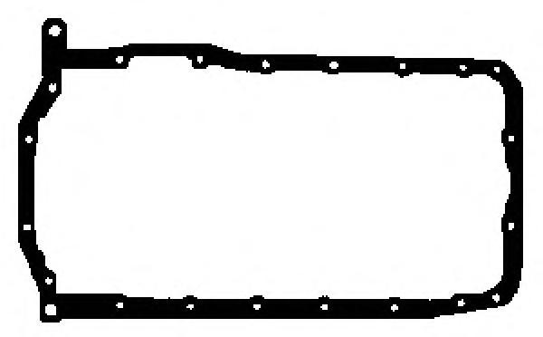x5459801 Прокладка, маслянный поддон