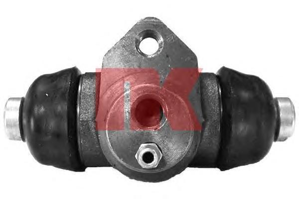 804731 Цилиндр тормозной задний (25,4 мм) / VW LT ~97