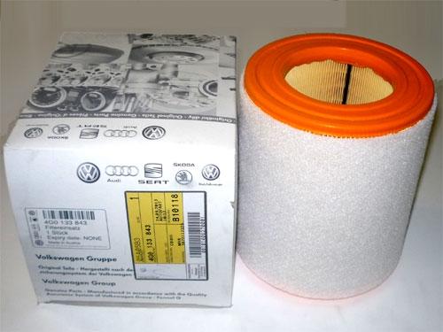 4G0133843 Фильтр воздушный / AUDI A6, A7 2.8-4.0 11~