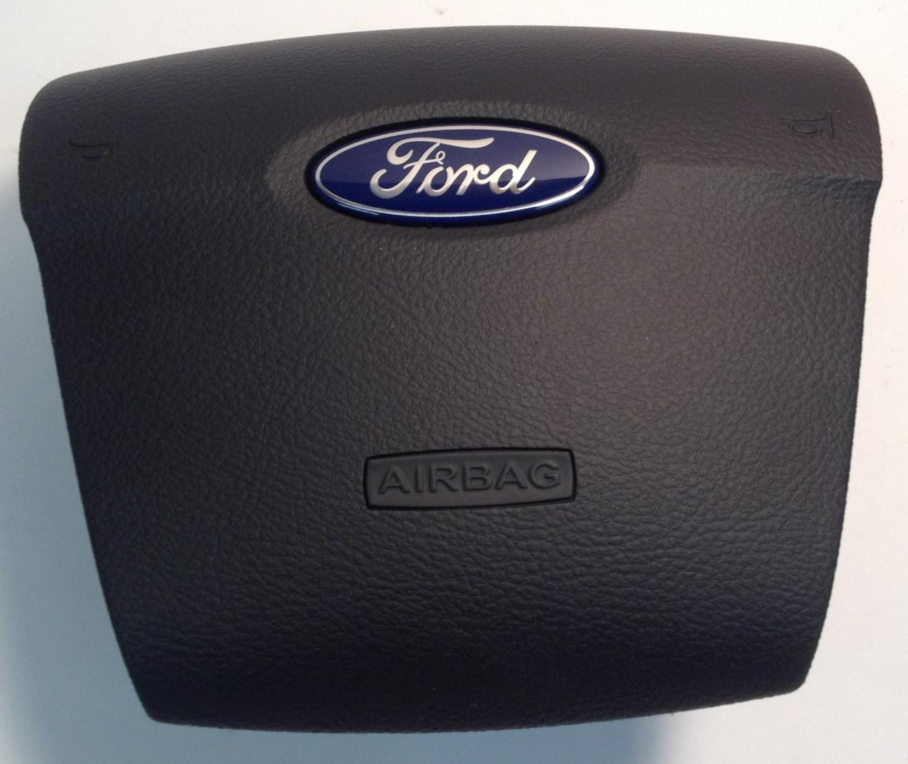 1677413 Подушка безопасности водителя / FORD S-Max,Mondeo-IV,Galaxy 09~