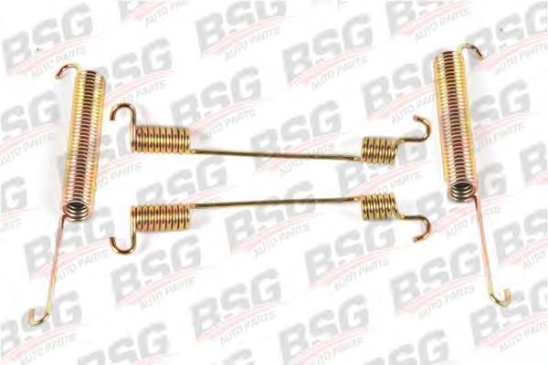 BSG30260001 Монтажный комплект барабанных тормозных колодок / FORD Transit ( односкатные колеса ) 01~