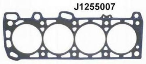 J1255007 Прокладка ГБЦ MITSUBISHI GALANT/LANCER/SPACE WAGON 1.8 84-92