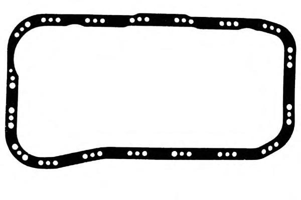 713175100 Прокладка масляного поддона Fiat Tempra 1.6i/1.8i/2.0i/T 88