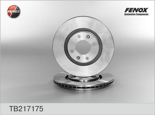 tb217175 Тормозной диск