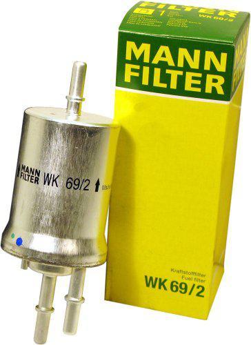 WK692 Фильтр топливный VAG POLO/GOLF/CADDY/FABIA/A2/A3 99-