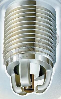 K22PB Свеча зажигания ALFA ROMEO: 164 (164) 2.0 87 - 98  ALPINE: A610 3.0 TURBO 91 - 95  AUDI: 90 (81, 85, B2) 2.0 quattro 84 -