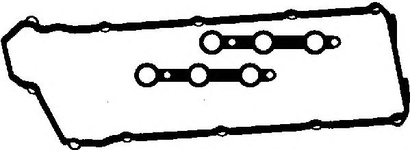 56007000 Комплект прокладок клапанной крышки BMW: 3 320 i/323 i 2.5/328 i 90-98, 3 320 i/323 i/328 i 98-05, 3 Compact 323 ti 94-
