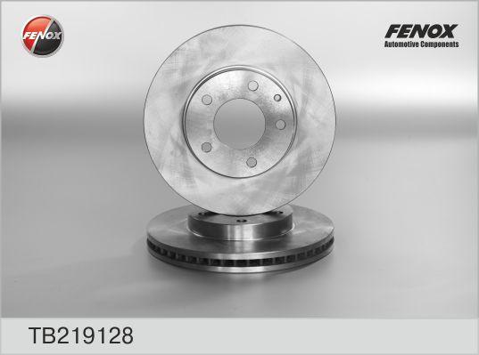 TB219128 TB219128  Диск тормозной Mazda MPV,Xedox 9