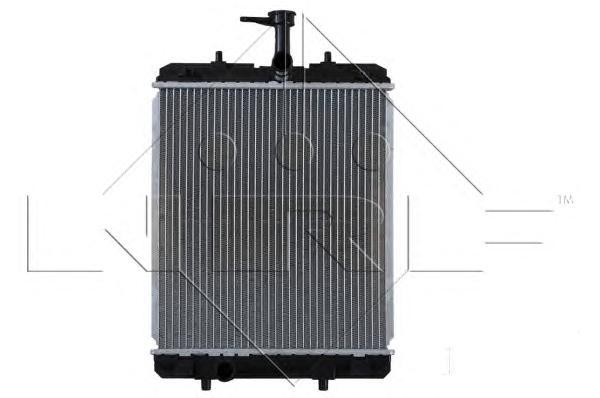 53459 Радиатор PSA C1, 107 +AC