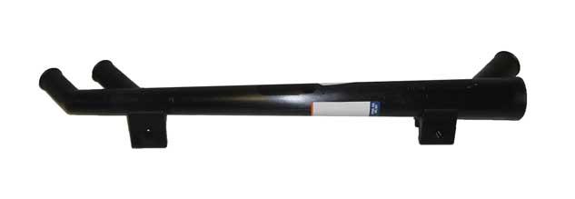 1108264 Патрубок пластиковый (тройник) системы охлаждения / FORD Focus-I,Transit Connect Zetec-E