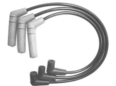 96291306 Провода высоковольтные к-т шевролет SPARK (0.8л.)