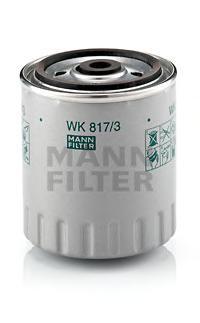 WK8173X Фильтр топливный MB/SSANGYONG DIESEL
