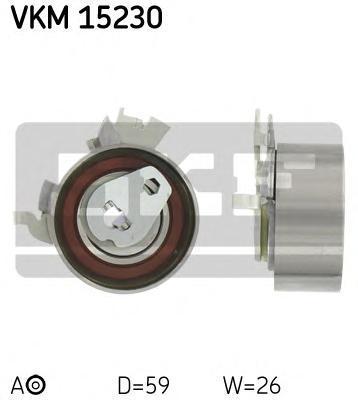 VKM15230 Ролик ремня ГРМ CHEVROLET CAPTIVA/OPEL ANTARA 2.4 06-