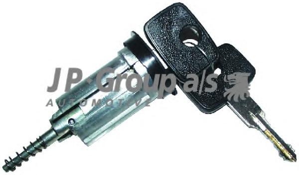 1290400400 Личинка замка зажигания с ключами / OPEL Astra-F,Corsa-A/B,Kadett-E