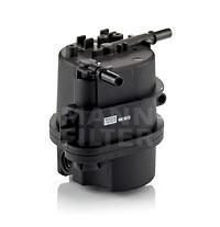 WK9015X Фильтр топливный PEUGEOT 206/CITROEN C3/FORD FIESTA/MAZDA 2 1.4HDI