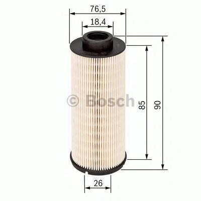 1457431704 Фильтр топливный W202/210 CDI