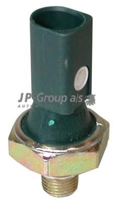 1193500600 Датчик давления масла-зеленый (0,3-0,6 bar) / AUDI,SKODA,VW 1.0-1.6 97~