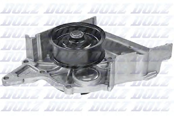 A172 Насос водяной Audi 80/100/A6/A8 2.6-2.8 V6 91-