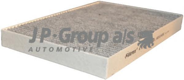 1128102400 Фильтр вент салона-угольный/ AUDI  A-4,A-6,Allroad  99~