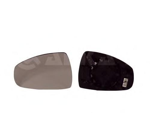 6471790 Стекло зеркала левое асферическое / AUDI A1 10~