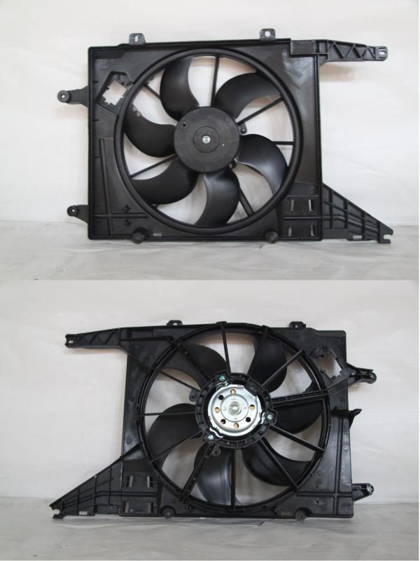 404143m Вентилятор охлаждения