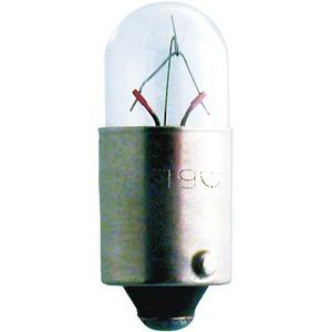 13929CP Лампа накаливания для грузовых автомобилей 10шт в упаковке T4W 24V 4W BA9S T8,5X24,5