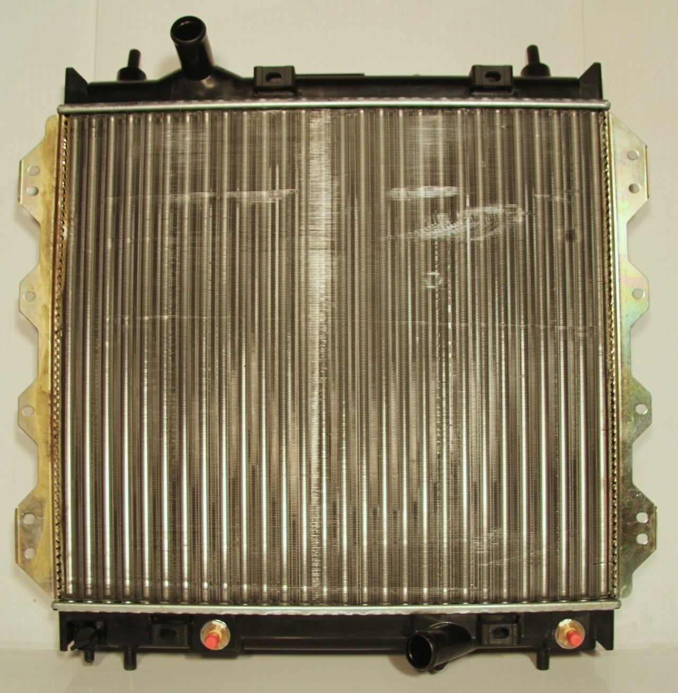 301002p Радиатор охлаждения