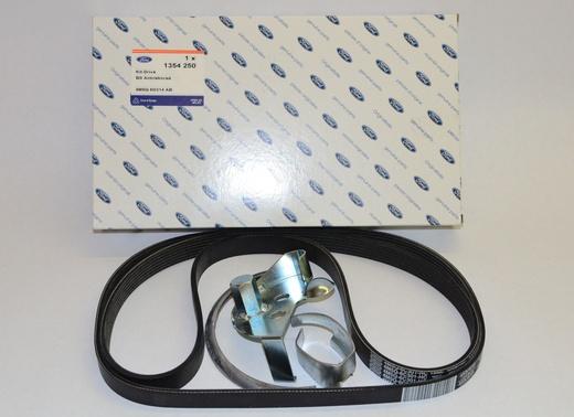 1354250 Ремень приводной Фокус 2  1.4/1.6PFI(100PS)  к-т из 2шт