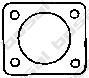 256028 Прокладка выпускной системы DAEWOO NEXIA 1.5 95-97