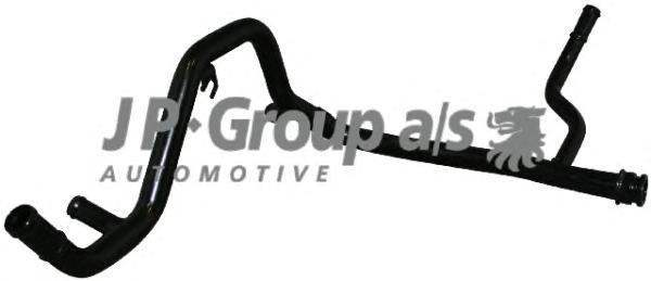 1114402300 Патрубок системы охлаждения двигателя / SKODA Octavia;VW Bora,Golf 2,0 98~