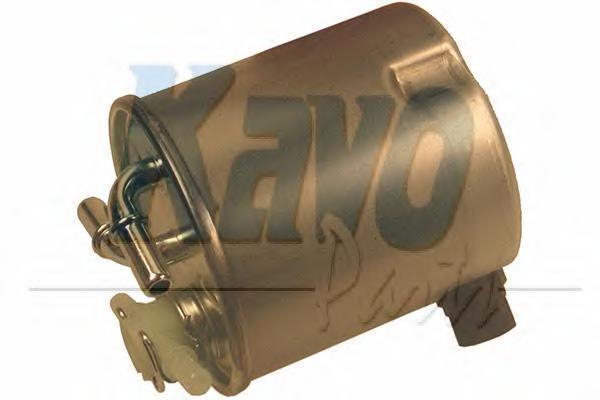 NF2467 Фильтр топливный NISSAN QASHQAI/X-TRAIL/RENAULT KOLEOS 2.0D 07- (с клапаном)