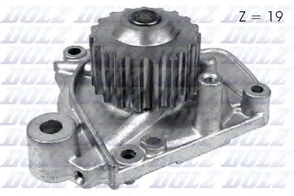 H124 Насос водяной Honda Civic/CRX 1.5/1.6 16V 91-01