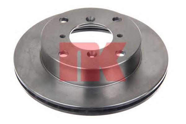 205205 Диск тормозной SUZUKI SWIFT 1.0-1.3 89-01 передний вент.D=231мм.