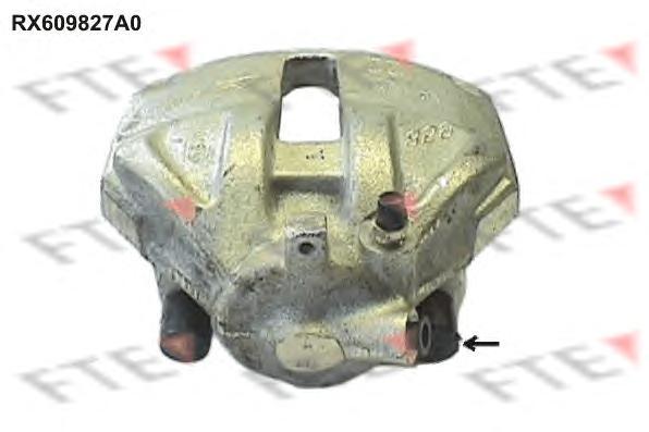 rx609827a0 Тормозной суппорт