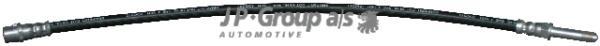 1161700500 Шланг тормозной задний /  M/B Sprinter;VW Crafter 04/06~